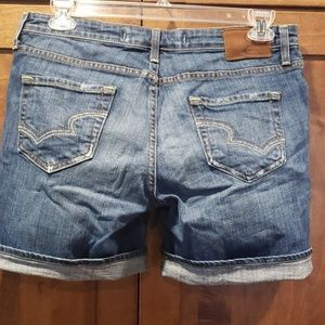 Big Star womens Jean shorts - size 32